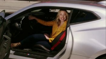 Chevrolet TV Spot, 'CBS 2 Los Angeles: Inside Chevy: Camaro' [T2] - Thumbnail 4