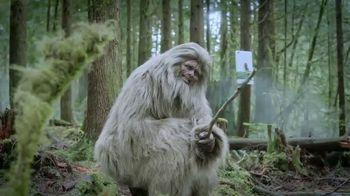 GEICO TV Spot, 'Destination America: Sasquatch Selfies' - Thumbnail 4