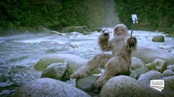GEICO TV Spot, 'Destination America: Sasquatch Selfies' - Thumbnail 6