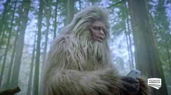 GEICO TV Spot, 'Destination America: Sasquatch Selfies' - Thumbnail 8