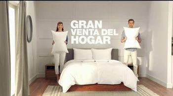 Macy's Gran Venta del Hogar TV Spot, 'Cama, cocina y equipaje' [Spanish] - Thumbnail 1