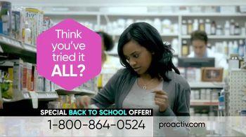 ProactivMD TV Spot, 'School's Back' Featuring Jurnee Smollett-Bell - 236 commercial airings