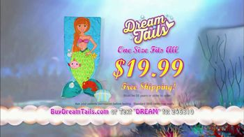 Dream Tails TV Spot, 'Like a Mermaid' - Thumbnail 8