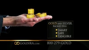 Capital Gold Group TV Spot, 'Gold and Silver-Backed IRA'
