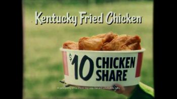 KFC $10 Chicken Share TV Spot, 'Watch Them Smile' - Thumbnail 9