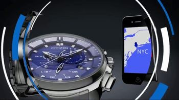 Citizen Watch Bluetooth Watch TV Spot, 'US Open: Unplug' - Thumbnail 4