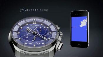 Citizen Watch Bluetooth Watch TV Spot, 'US Open: Unplug' - Thumbnail 5