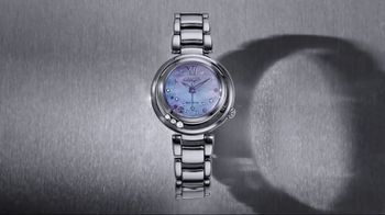 Citizen Eco-Drive Watch TV Spot, 'Live With Light: US Open' - Thumbnail 3