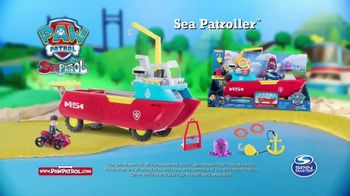 PAW Patrol Sea Patroller TV Spot, 'Octopus Rescue' - Thumbnail 6