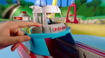 PAW Patrol Sea Patroller TV Spot, 'Octopus Rescue' - Thumbnail 2