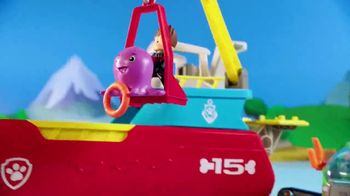 PAW Patrol Sea Patroller TV Spot, 'Octopus Rescue' - 1467 commercial airings