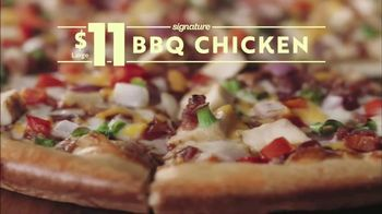 Papa Murphy's BBQ Chicken Pizza TV Spot, 'Law of Nice Try' - Thumbnail 10