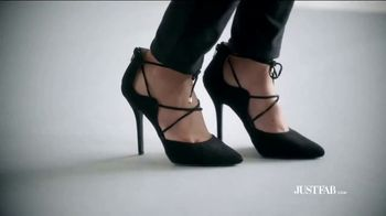JustFab.com VIP TV Spot, 'Two Million Members: New Pair of Shoes'