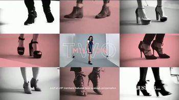 JustFab.com VIP TV Spot, 'Two Million Members: New Pair of Shoes' - Thumbnail 2