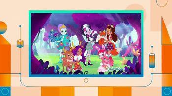 Enchantimals TV Spot, 'Nickelodeon: Now and Wow' - Thumbnail 4