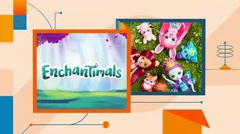 Enchantimals TV Spot, 'Nickelodeon: Now and Wow' - Thumbnail 9
