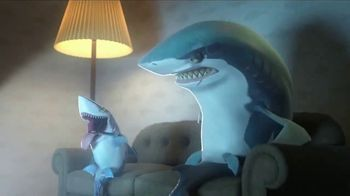 Hungry Shark TV Spot, 'Human Week'