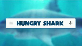 Hungry Shark TV Spot, 'Human Week' - Thumbnail 5