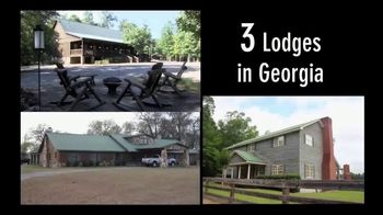 Destination TQ TV Spot, 'Georgia Hunting Lodges' - Thumbnail 1