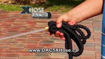 XHOSE DAC-5 TV Spot, 'Won't Break'