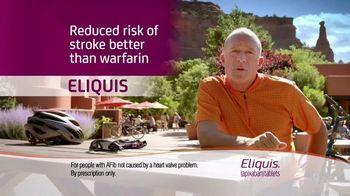 ELIQUIS TV Spot, 'No Matter Where I Ride' - Thumbnail 3