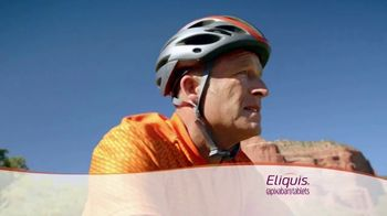 ELIQUIS TV Spot, 'No Matter Where I Ride'