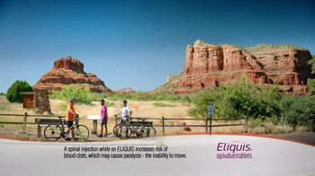 ELIQUIS TV Spot, 'No Matter Where I Ride' - Thumbnail 5