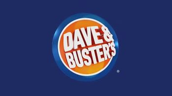 Dave and Buster's Eat and Play Combo TV Spot, 'Game Card and Food' - Thumbnail 1