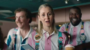 Booking.com TV Spot, \'Waitress\'