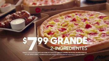 Pizza Hut TV Spot, 'Delivery o para llevar' [Spanish] - Thumbnail 9