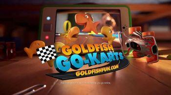 Goldfish TV Spot, 'Go-Karts' - Thumbnail 9