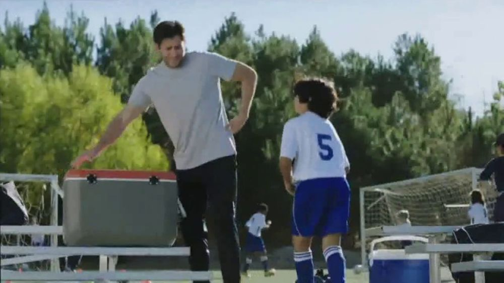 Icy Hot Lidocaine Patch TV Commercial, 'Soccer Game' Feat. Shaquille O'Neal