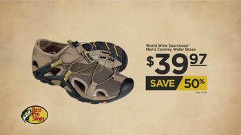 Bass Pro Shops TV Spot, 'Water Shoes' - Thumbnail 3