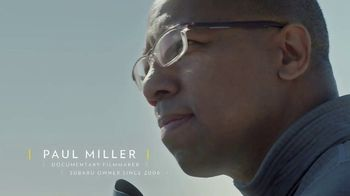 Subaru TV Spot, 'National Geographic: Paul Miller' [T1] - Thumbnail 2