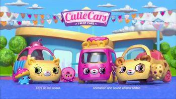 Shopkins Cutie Cars TV Spot, 'Life in the Cute Lane'