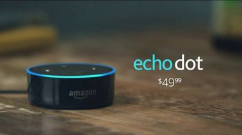 Amazon Echo Dot TV Spot, 'Echo Moments: Cat Food' - Thumbnail 2