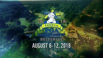 2018 PGA Championship TV Spot, 'Be A Part Of History' - Thumbnail 1