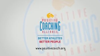Positive Coaching Alliance TV Spot, 'After the Game' - Thumbnail 10