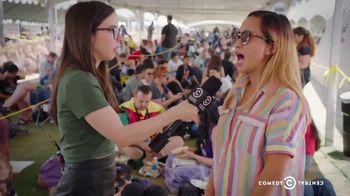 GEICO TV Spot, 'Comedy Central: Convention Surprises' Feat. Esther Povitsky - Thumbnail 4
