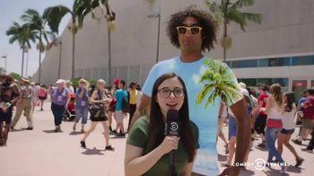 GEICO TV Spot, 'Comedy Central: Convention Surprises' Feat. Esther Povitsky - Thumbnail 6