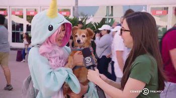 GEICO TV Spot, 'Comedy Central: Convention Surprises' Feat. Esther Povitsky - Thumbnail 7