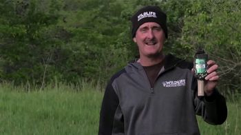 Wildlife Research Center TV Spot, 'Scrape Hunting' Featuring Don Kisky - 126 commercial airings