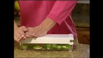 Vidalia Chop Wizard TV Spot, 'All That Chopping' - Thumbnail 2