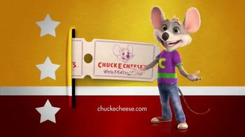 Chuck E. Cheese's TV Spot, 'Volcano: All You Can Play Wednesdays' - Thumbnail 9