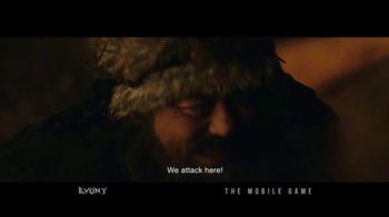 Evony: The King's Return TV Spot, 'Bar Brawl' Ft. Aaron Eckhart - Thumbnail 3