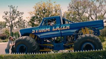 Booking.com TV Spot, \'Monster Truck\'