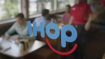 IHOP French-Toasted Donuts TV Spot, 'The Eyebrows Say It All' - Thumbnail 1