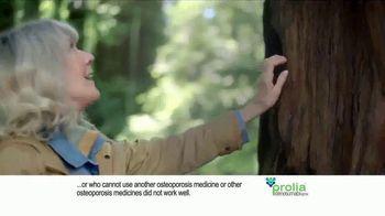 Prolia TV Spot, 'Hiking' Featuring Blythe Danner
