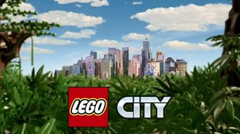 LEGO City Jungle Sets TV Spot, 'National Geographic Kids: Family Trip' - 780 commercial airings