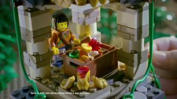 LEGO City Jungle Sets TV Spot, 'National Geographic Kids: Family Trip' - Thumbnail 2